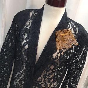 Rare French fashion designer brooch